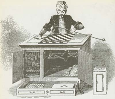 Automaton Chess Player, 1770