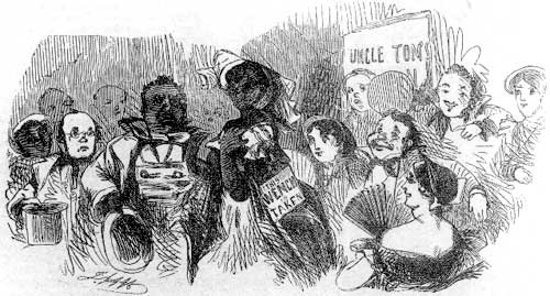 A Black Joke, Yankee Notions, September, 1854