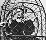Jefferson Davis in a Birdcage